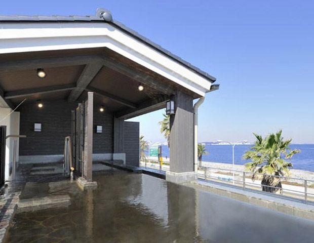 横須賀温泉 湯楽の里(ゆらのさと)