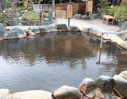京ヶ島天然温泉 湯都里(ゆとり)