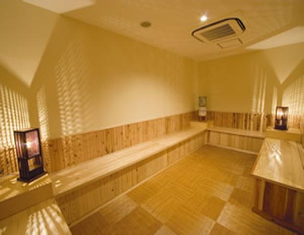 浴 東京 岩盤