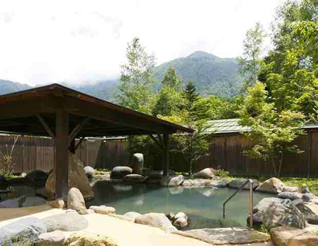 穂高荘 山がの湯 - 奥飛騨温泉郷|ニフティ温泉