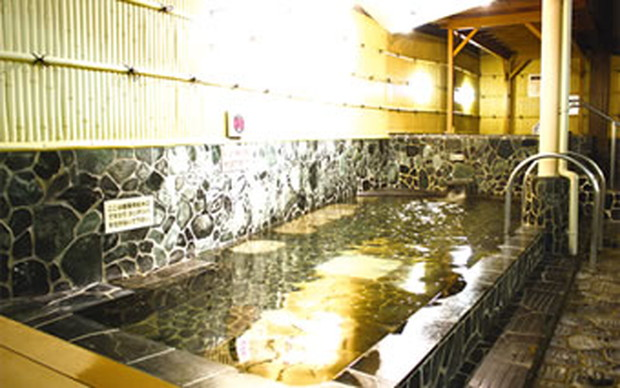 天然温泉露天風呂と美肌の湯「宮の湯」