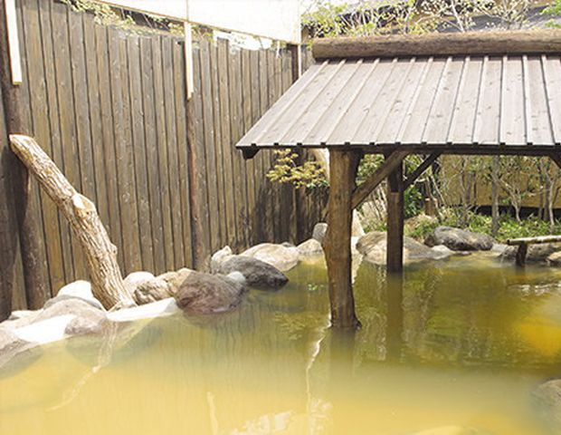 Jomon Tennen Onsen Shiraku-no-yu