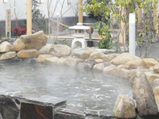 天然温泉コロナの湯 福山店