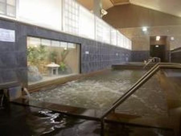 天然温泉公衆浴場 はちのへ温泉