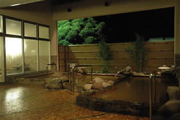 早稲田天然温泉 めぐみの湯