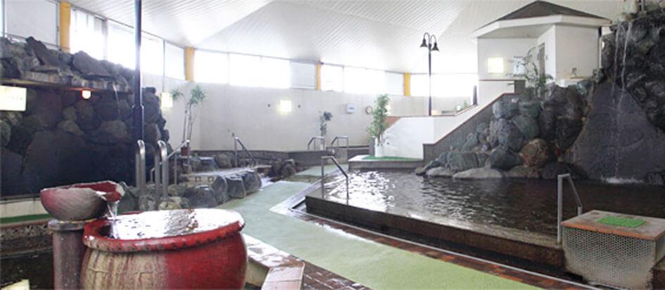 天然温泉 クアハウス長島
