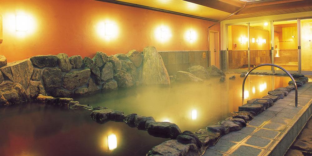 戸田天然温泉 彩香の湯