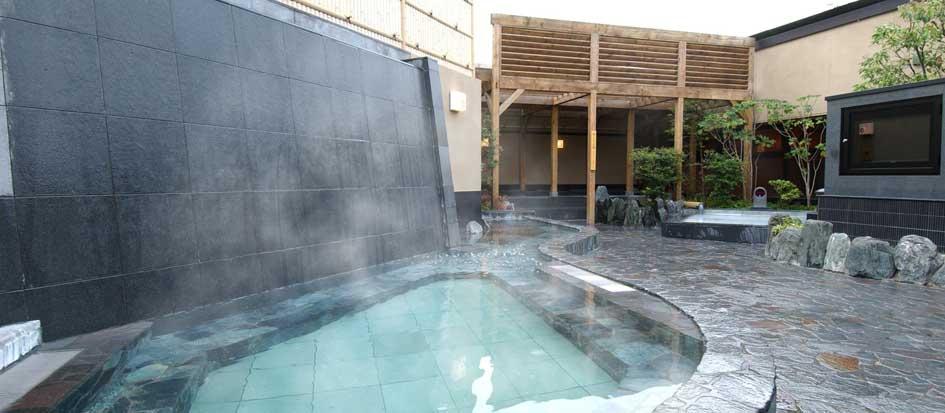 天然温泉すすき野湯けむりの里
