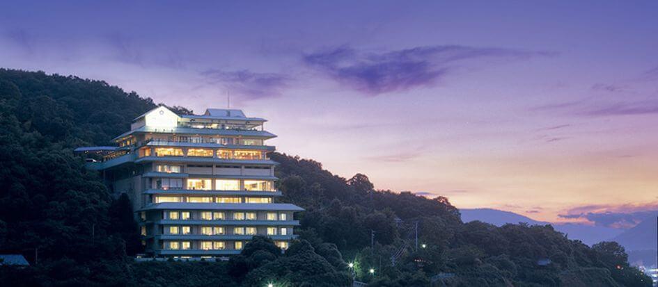 夕凪の湯HOTEL花樹海(はなじゅかい)