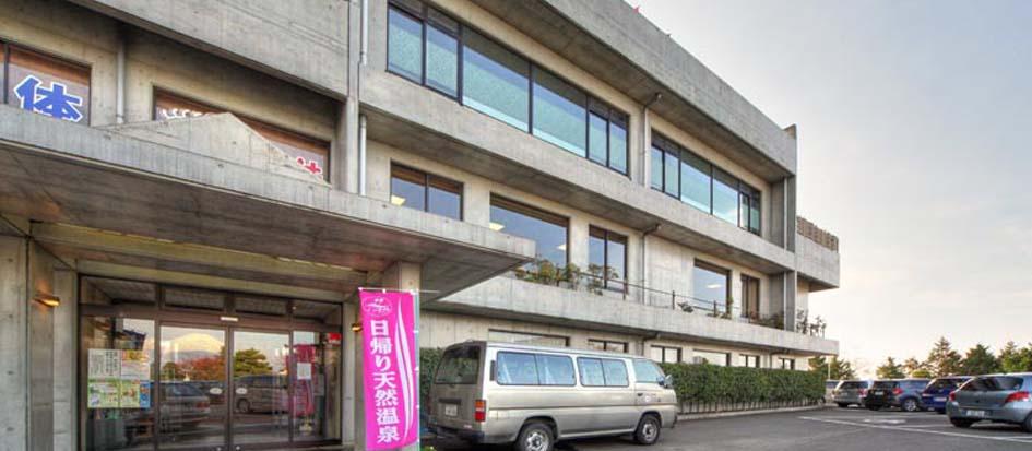 湯郷三島温泉(ゆごうみしま)