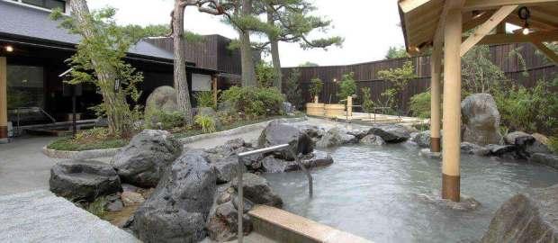 一休 温泉