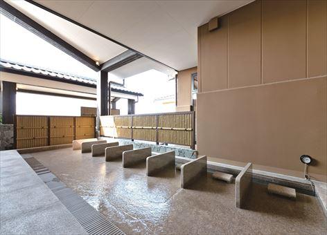 国立温泉 湯楽の里(東京の日帰り温泉)