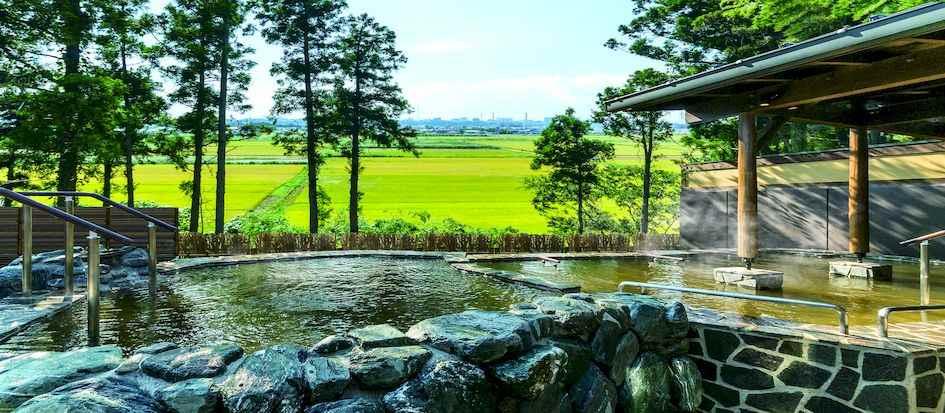 横浜天然温泉 SPA EAS(スパイアス)