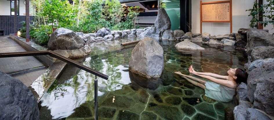 東静岡天然温泉 柚木の郷(ゆのきのさと)