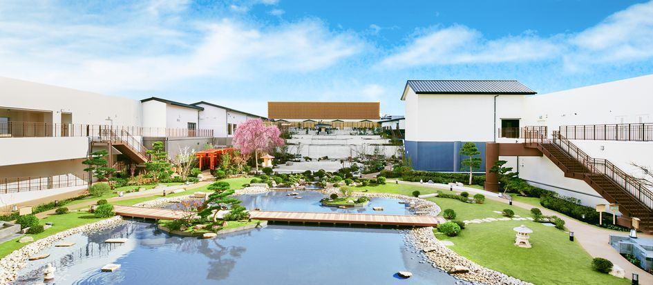 空庭温泉OSAKA BAY TOWER